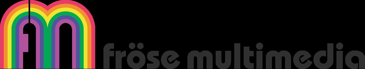 Signet/Logo (Firmenzeichen) von fröse multimedia